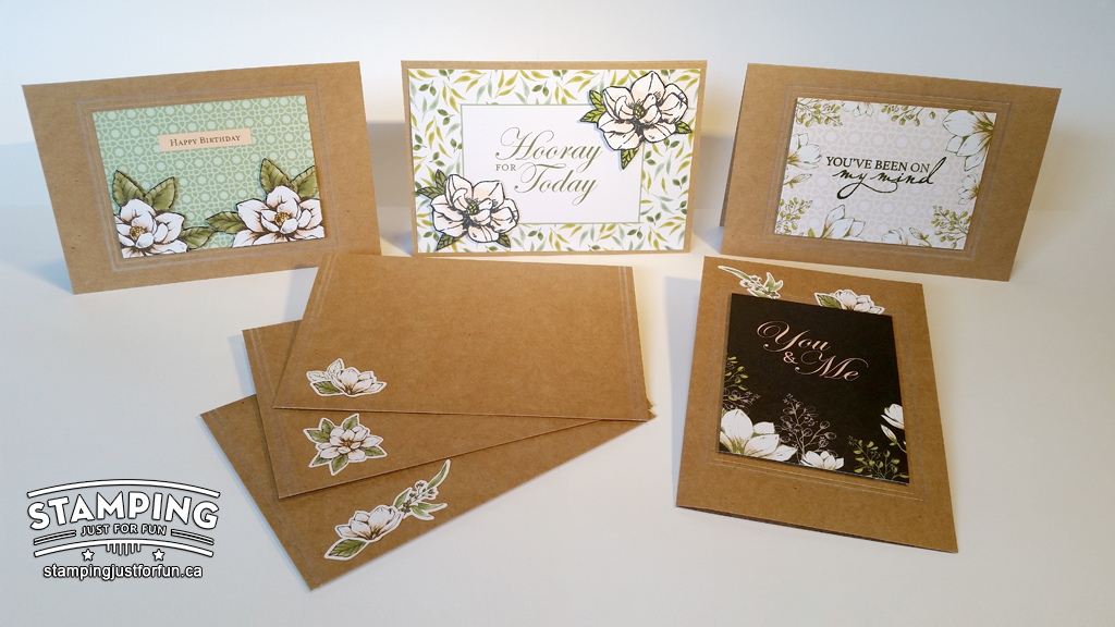 Magnolia Cards MM Cards