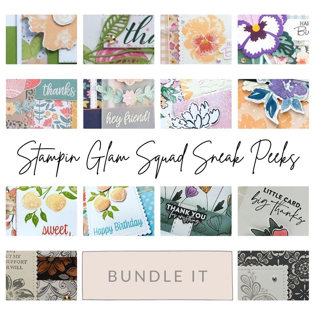 June 2021 Glam Squad Tutorial Bundle -