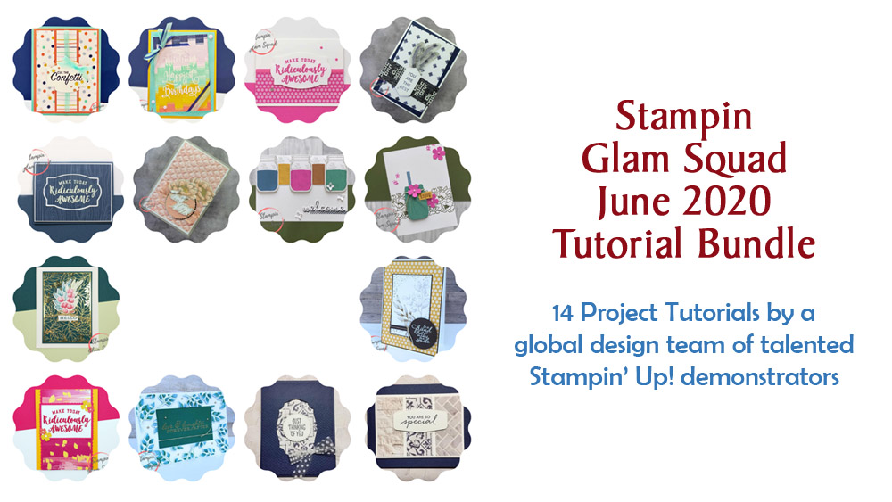 June 2020 Glam Squad Tutorial Bundle -