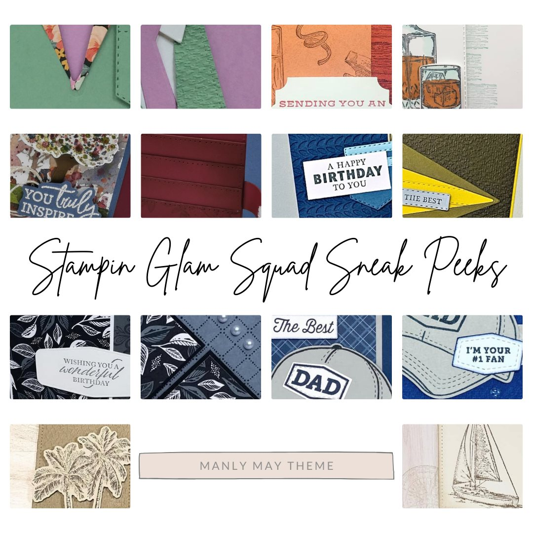 May 2021 Glam Squad Tutorial Bundle -
