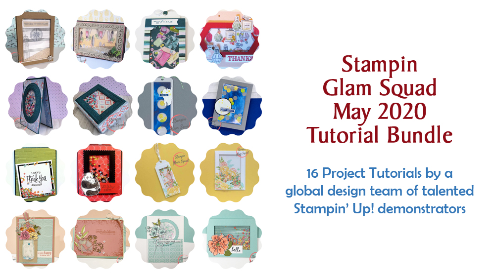 May 2020 Glam Squad Tutorial Bundle -