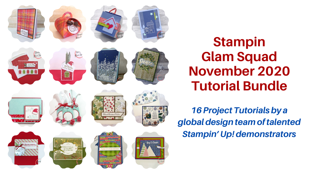 November 2020 Glam Squad Tutorial Bundle -