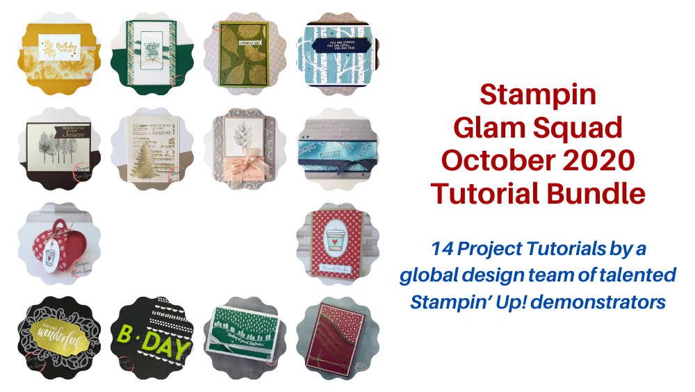 October 2020 Glam Squad Tutorial Bundle -