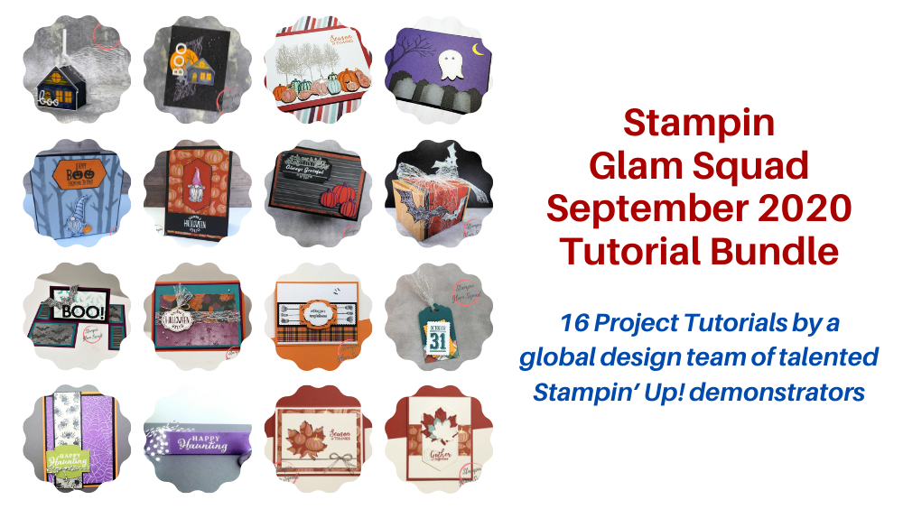 September 2020 Glam Squad Tutorial Bundle -