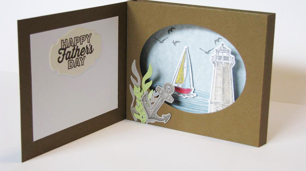 Shadow Box Card Tutorial