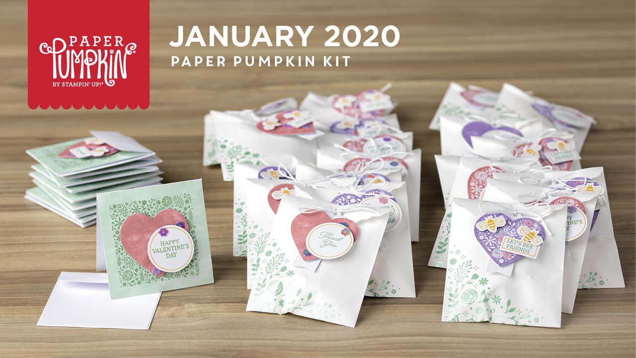 January 2020 - I'll Bee Yours