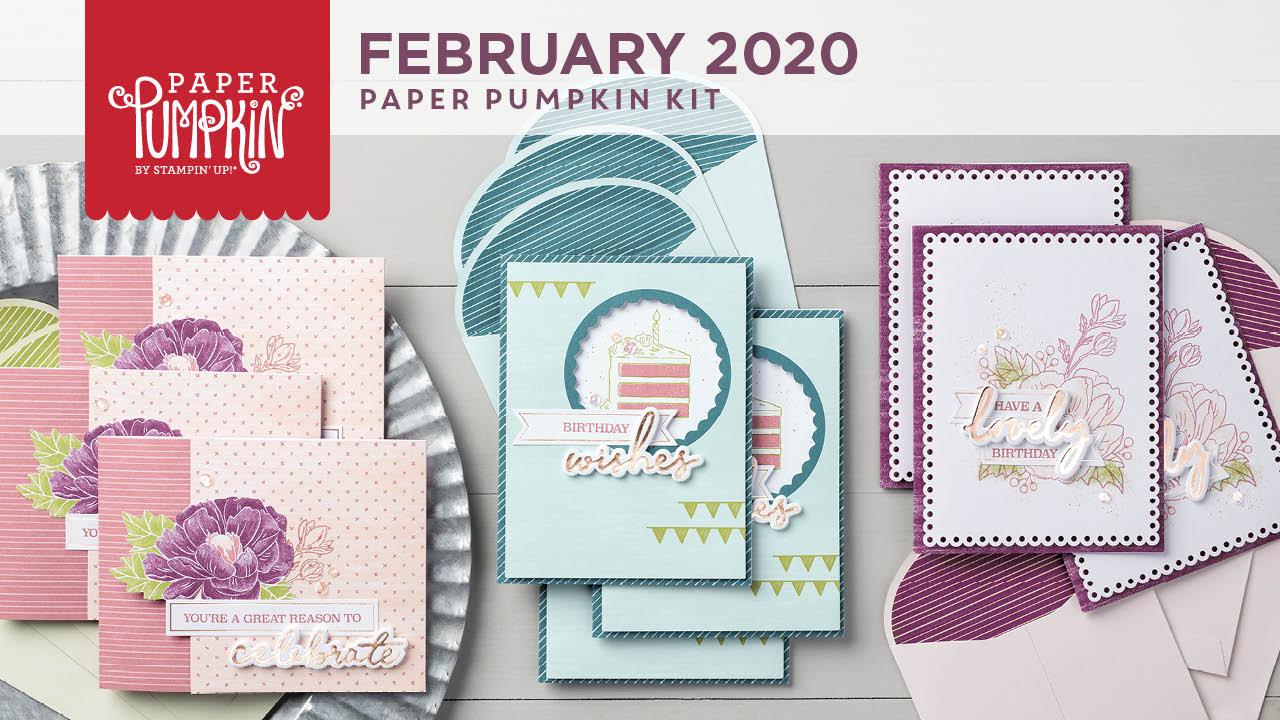February 2020 - Lovely Day