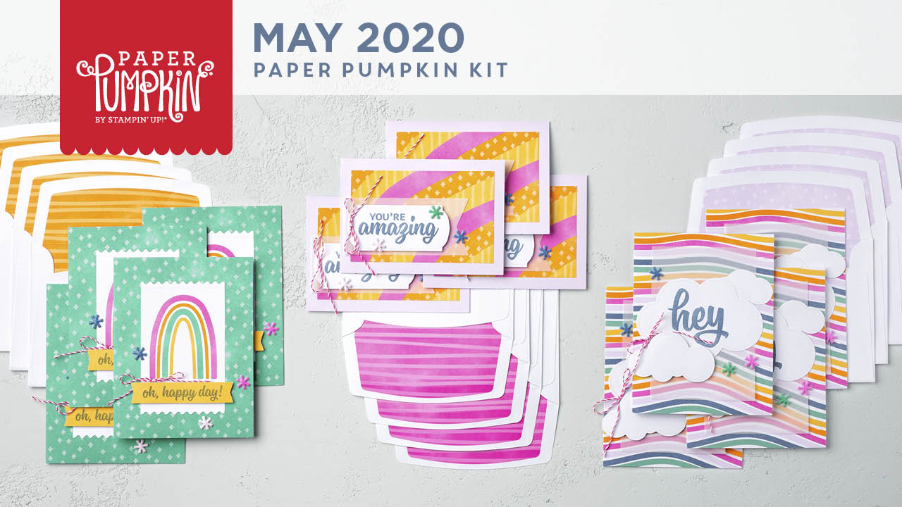 May 2020 - A Kit In Colour