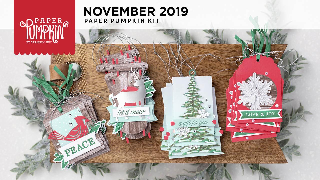 November 2019 - Winter Gifts